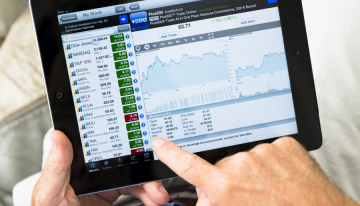 A brief description for online trading system